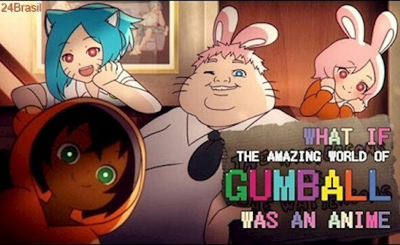O Incrível Mundo de Gumball -  O SOL E A LUA - (Curta) - || Gabi DesenhosTM ||
