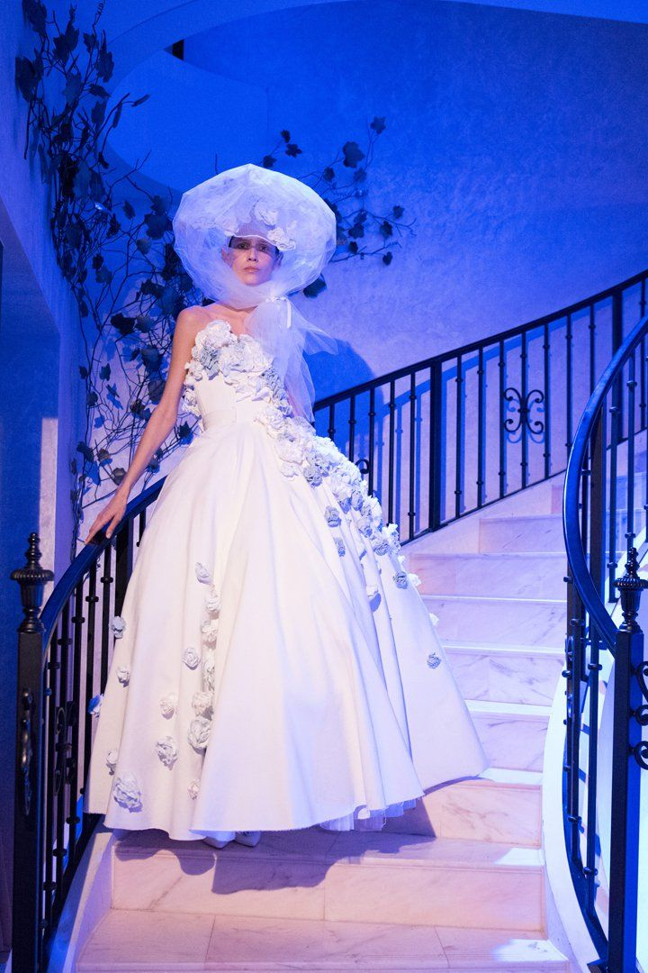 The Denim Wedding Dress Is the New Style You Never Knew You Wanted