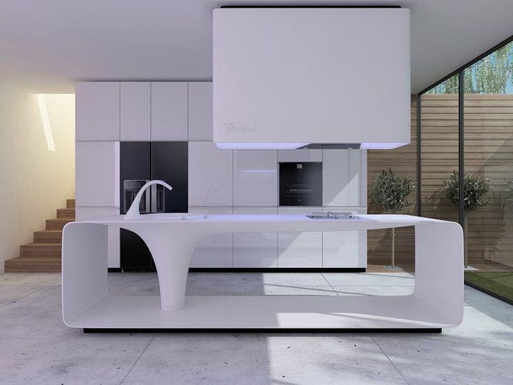 487 best Küche images on Pinterest | Kitchen modern, Kitchen ideas ...
