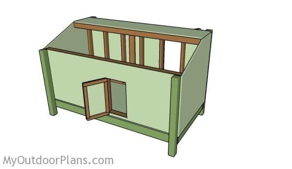 Duck Blind Plans | MyOutdoorPlans | Free Woodworking Plans and Projects, DIY Shed, Wooden Playhouse, Pergola, Bbq