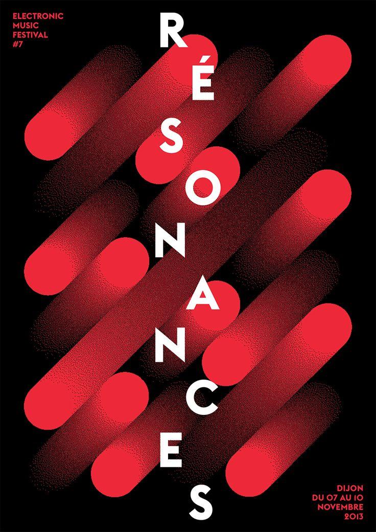 Résonances, Atelier Tout va bien (Mathias Reynoird & Anna Chevance,2013), Type OnlyUnit Editions.