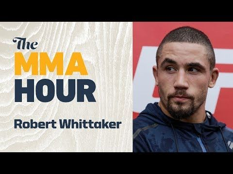 Robert Whittaker Details Series of Injuries, 'Intervention' that Forced Him Out of UFC 221