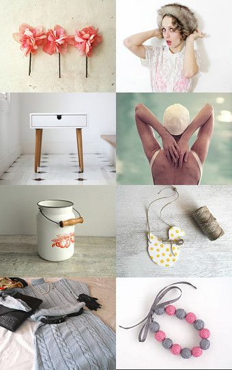 Splash back to the 50s by Claudelle Girard on Etsy--Pinned with TreasuryPin.com
