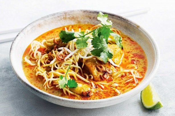 A homestyle Thai dish to warm the belly and soothe a weeknight hunger. Why take out when you can eat in?