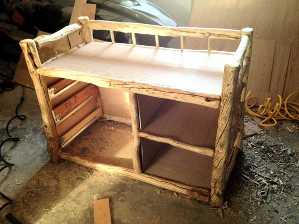 Building a Log Changing Table