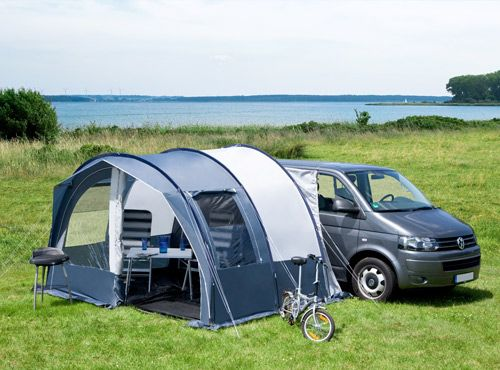 Fjord 25 Drive-Away Awning - Camper/Van/VW/T4/T5