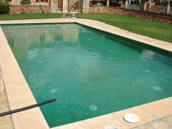Las 25 mejores ideas sobre piscina rectangular en - Piscinas en mallorca ...