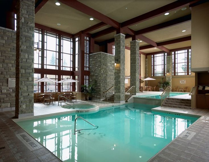 Interior Hotel Photography of the Doubletree Fallsview Resort Pool [BP imaging - Bochsler Photo Imaging]