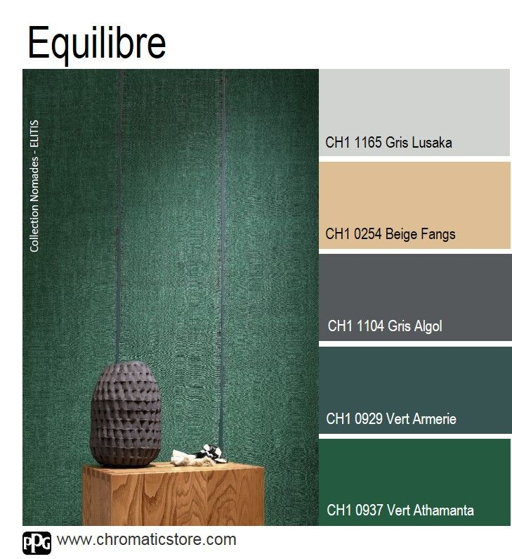 90 best chromatic en vert images on pinterest colors - Beige gris couleur ...