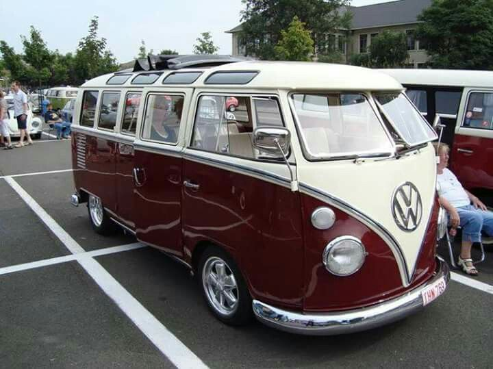 volkswagen bus for cruise