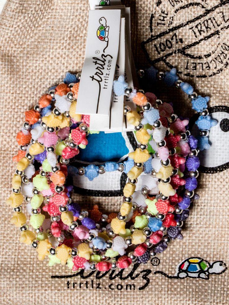 TRRTLZ Trrtlz Original Bracelets (10 Pack)