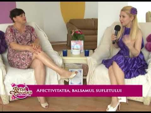 """""""Afectivitatea - balsamul sufletului"""", 20.08.2017, MIX TV - Tortul de ciocolată, invitată Niculina Gheorghiță"""