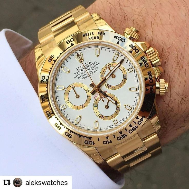 Daytona Yellow Gold % Authentic.    Buy - Sell - Trade.   (305) 377-3335 info@diamondclubmiami.com #seybold #luxury #watches  #rolex #ap #audemars #hublot #patekphilippe #cartier #diamondclub #watch #diamonds #richardmille #diamondclubmiami #luxurywatch #relojes  @rockefellersjewellers killing it with this Daytona