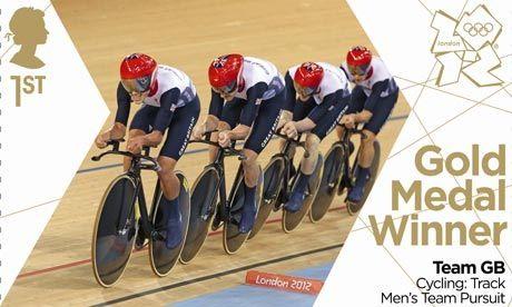 Team GB, Cycling:Track - London 2012