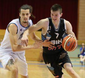 Nedim Buza (BC Oostende) bourreau de l'Italie au championnat d'Europe U20 - vidéo