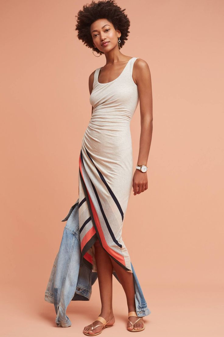 Shop the Striped Border Maxi Dress and more Anthropologie at Anthropologie today. Read customer reviews, discover product details and more.