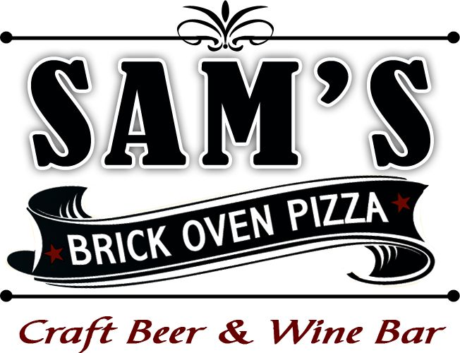 ✅ sam's brick oven pizza in Ardmore. Small nice patio out front.