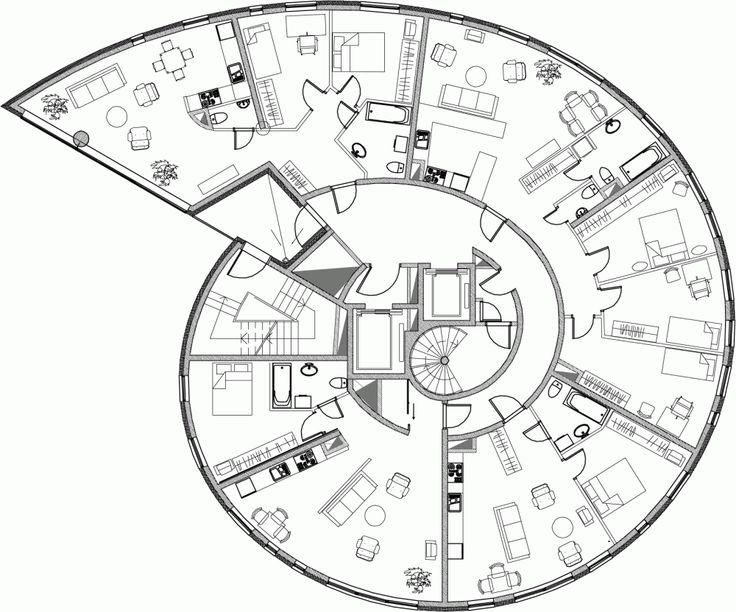 Snailtower / Künnapu Padrik Architects