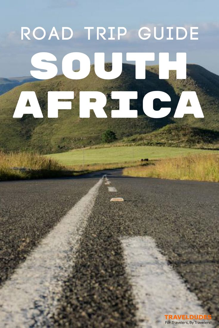 The complete South Africa Road Trip Guide: From Johannesburg to Cape Town via the Drakensberg, Addo Elephant National Park, and the Garden Route.| Blog by Travel Dudes: Community for Travelers, by Travelers!