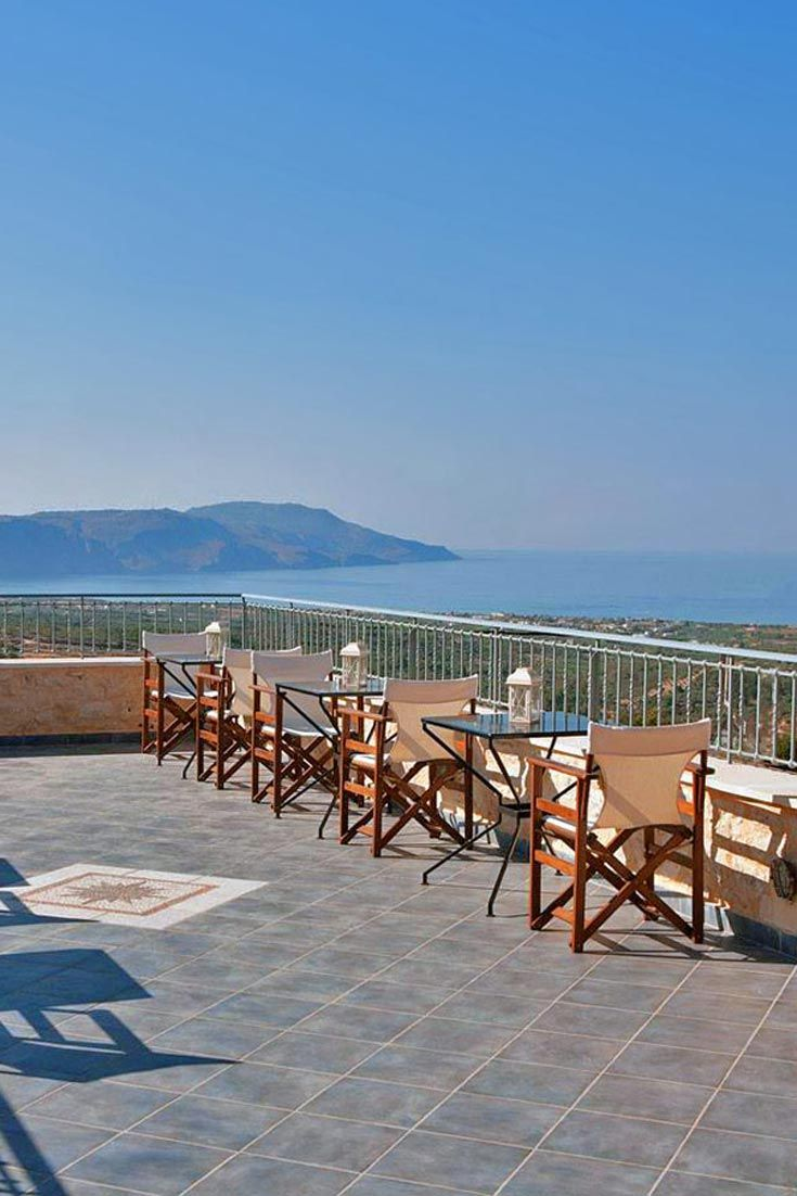 Villa Rodanthi in Kastellos, Chania, Crete
