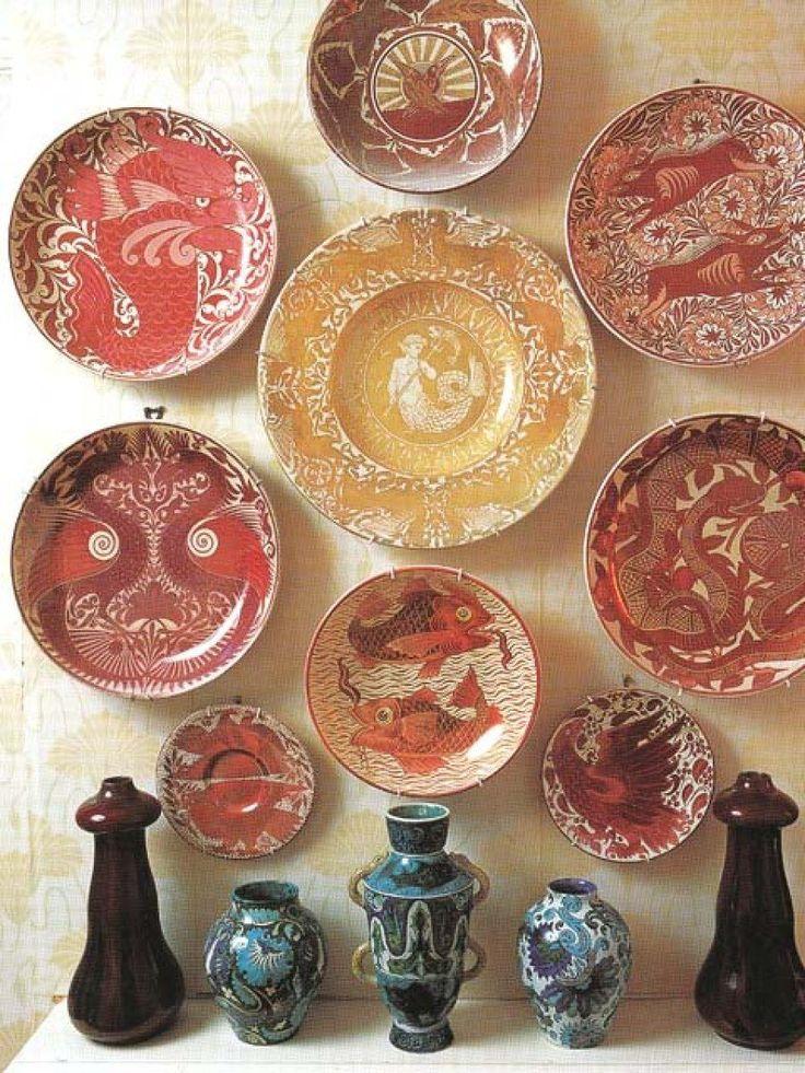 M s de 25 ideas incre bles sobre platos decorativos en - Platos decorativos modernos ...