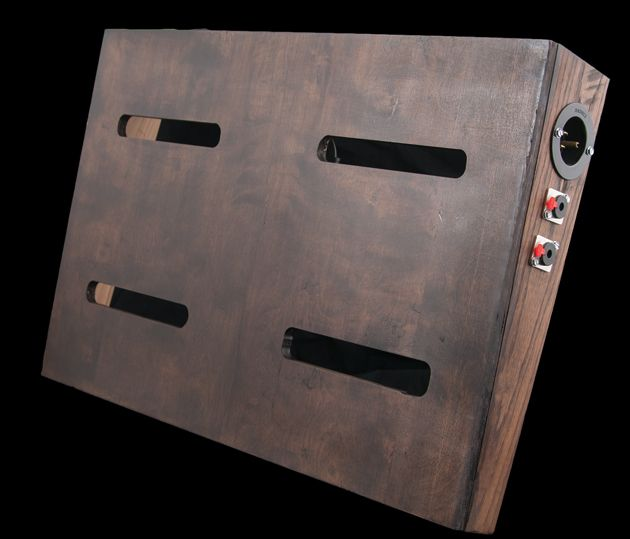 Diy Pedalboard Build Might One Of These In The Future For Now
