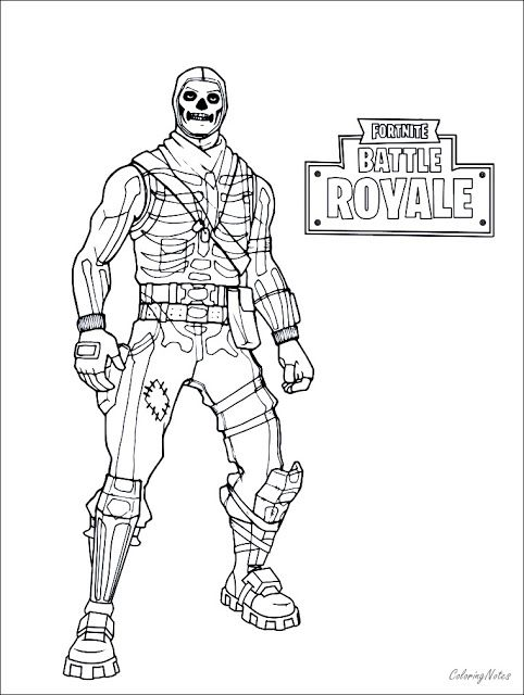 Cool Fortnite Coloring Pages Skins In 2019 Coloring