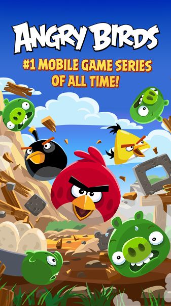 Angry Birds v7.7.5 [Mod PowerUps/Unlocked/Ad-Free]   Angry Birds v7.7.5 [Mod PowerUps/Unlocked/Ad-Free]Requirements:Android 2.3 or higherOverview:The survival of the Angry Birds is at stake. Dish out revenge on the greedy pigs who stole their eggs. Use the unique powers of each bird to destroy the pigs defenses. Angry Birds features challenging physics-based gameplay and hours of replay value. Each level requires logic skill and force to solve.  If you get stuck in the game you can purchase…