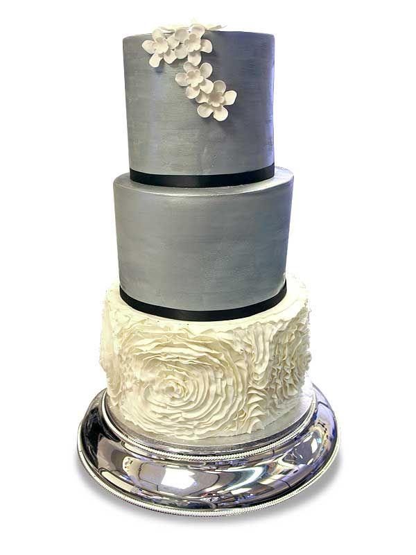 PuurTaart :: Taartengalerij - Bruidstaart - Wedding cake Magician