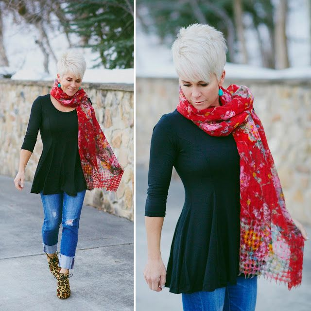 Covered Perfectly - By Shauna, From Chic Over 50 / Covered Perfectly Blog