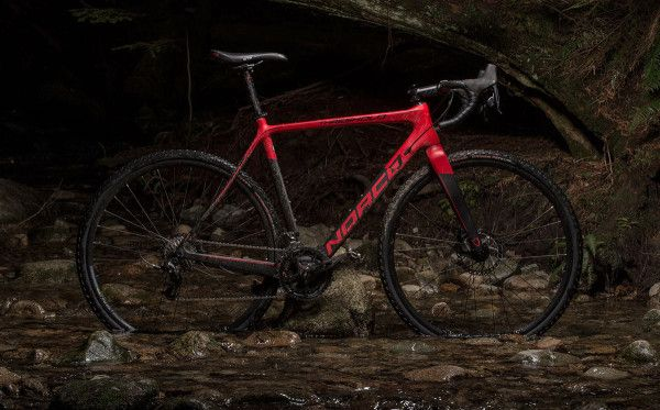 The 2015 Norco Threshold Cyclocross Bike Likes to get rowdy