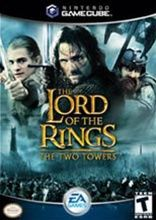 Lord of the Rings Two Towers - GameCube Game