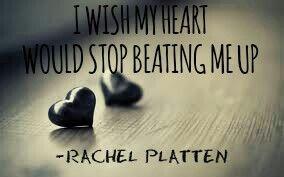 Beating me up rachel platten lyrics