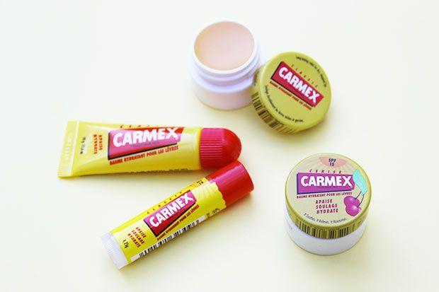 Carmex : chouchoutez vos lèvres d'un brin de rétro ! #TheBeautyst