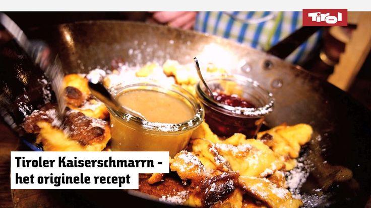 Tiroler kaiserschmarrn: het originele recept om dit gerecht thuis te maken