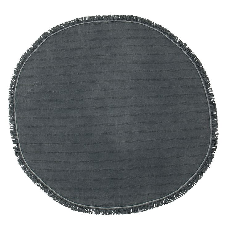 You loved our Round Retro so much we just knew we had to include it in our latest Stonewash Collection….you'll find this limited edition towel online now at www.knotty.com.au