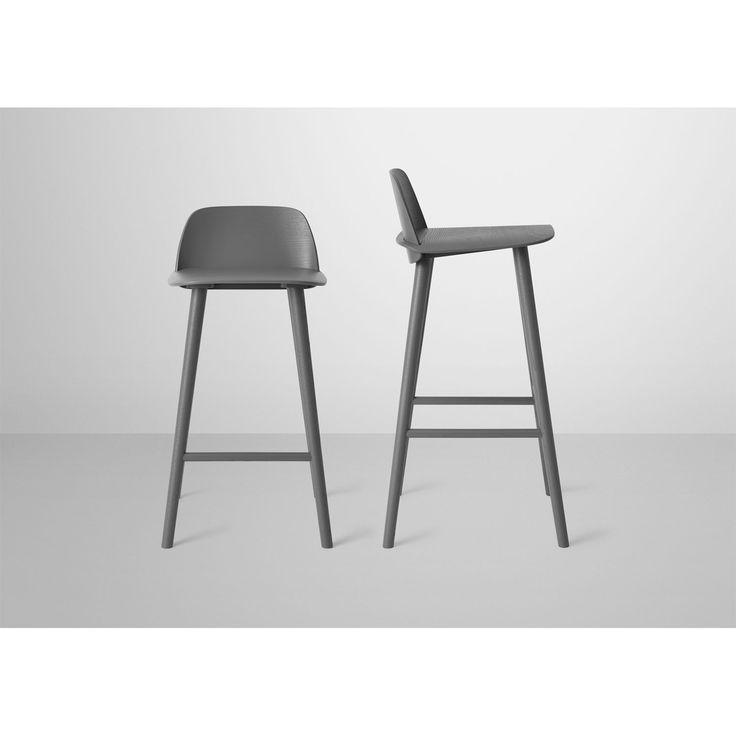 Nerd barstol fra Muuto, designet av David Geckeler. David vant Muutos designkonkurranse for Skandina...