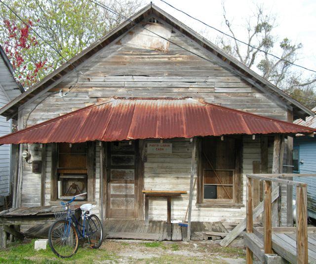 Cedar Key Is A Small Island Community On The Northern Gulf