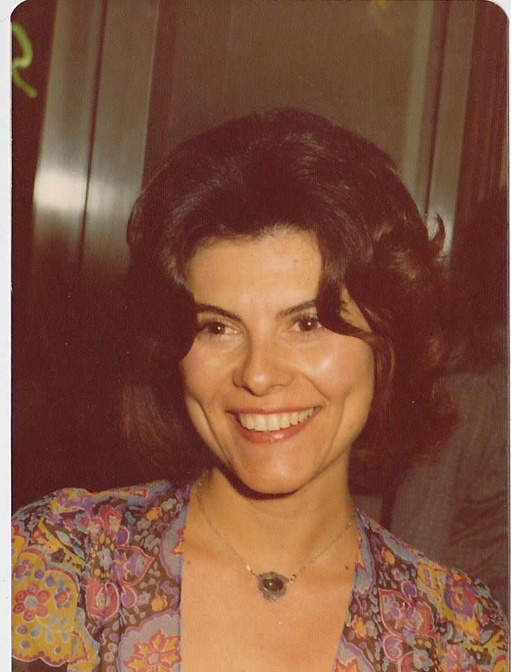 Adrienne Barbeau - This picture was posted up by Estate of Rue on Facebook.  I am sure people remember her from Maude.  Rue took a great shot of Adrienne.