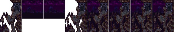 Seiken Densetsu 3 / Secret of Mana 2 - Dark Castle Back Door