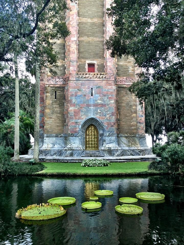 Bok Tower, Florida I have a vague memory of taking my Mama Hall here...and I was only 4 when she died.