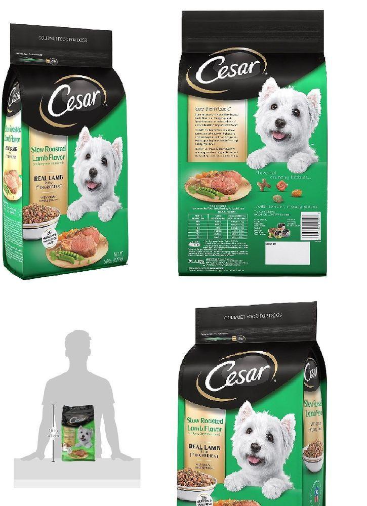 Junior Dog Dry Food Lamb Vegetables 2.27 KG #Sesar