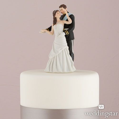 Prince and Princess Couple Figurine Cake Topper - Weddingstar... I REALLY love this!!
