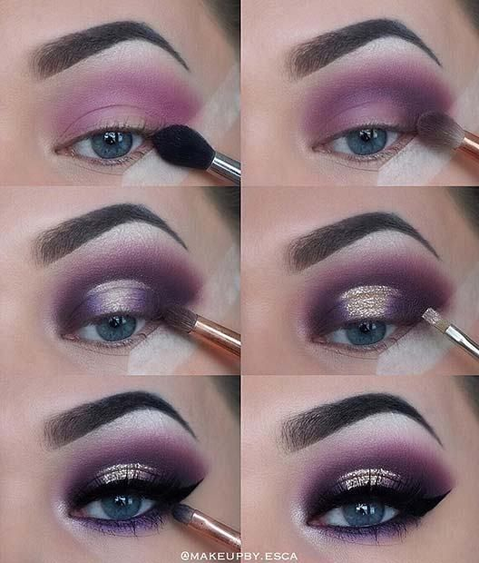 Makeup Ideas for Fall and Winter of This Year ,  Crazy for Us