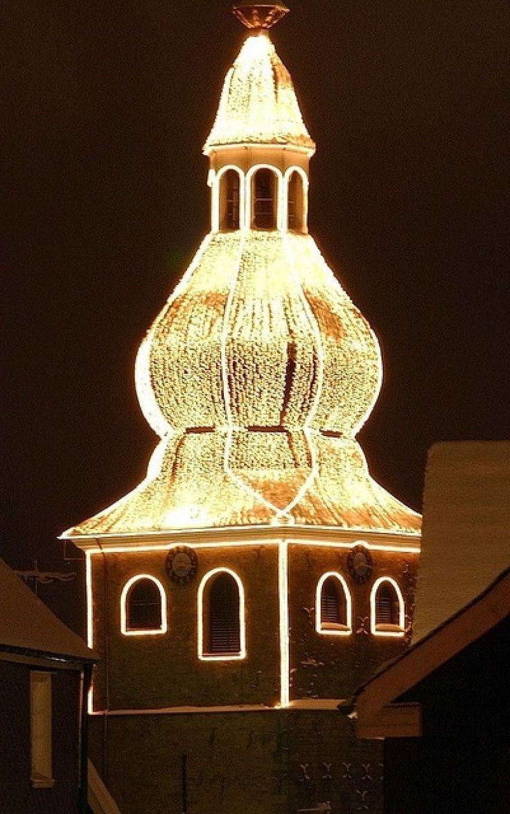 Ev. Stadtkirche im Advent
