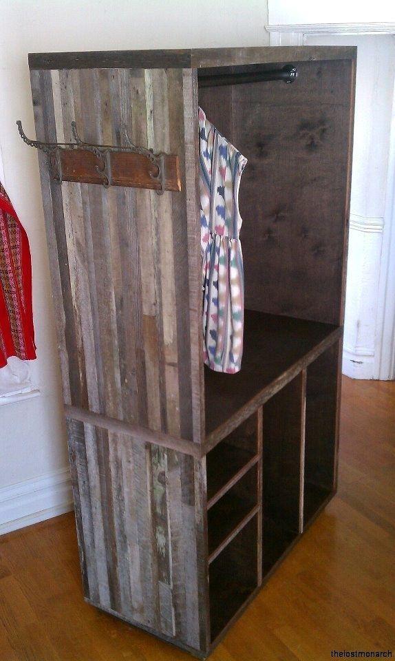 Genial Trendy Best Ideas About Pallet Wardrobe On Pinterest Build A Closet With Wardrobe  Armoire.