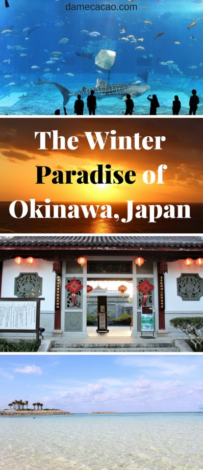 Winter paradise of Okinawa, #Japan | #Beach #Naha #Travel