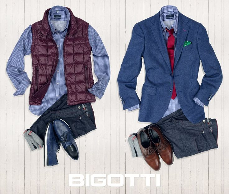 Casual and smart casual!