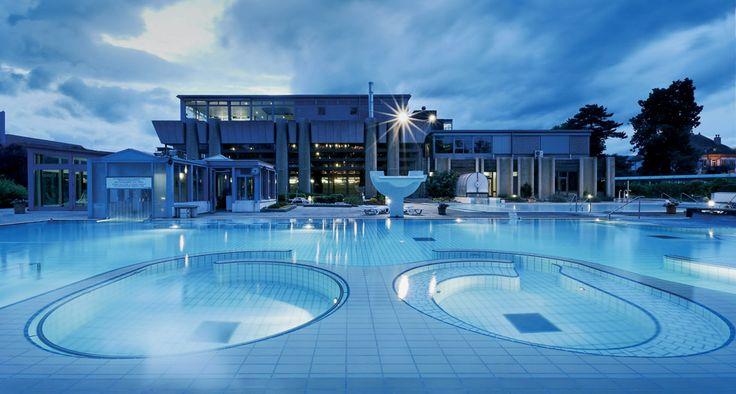 Yverdon-les-Bains Region Jura Lac (Suisse). Tourisme, vacances, voyages et excursions en Suisse - Grand Hotel des Bains****sup