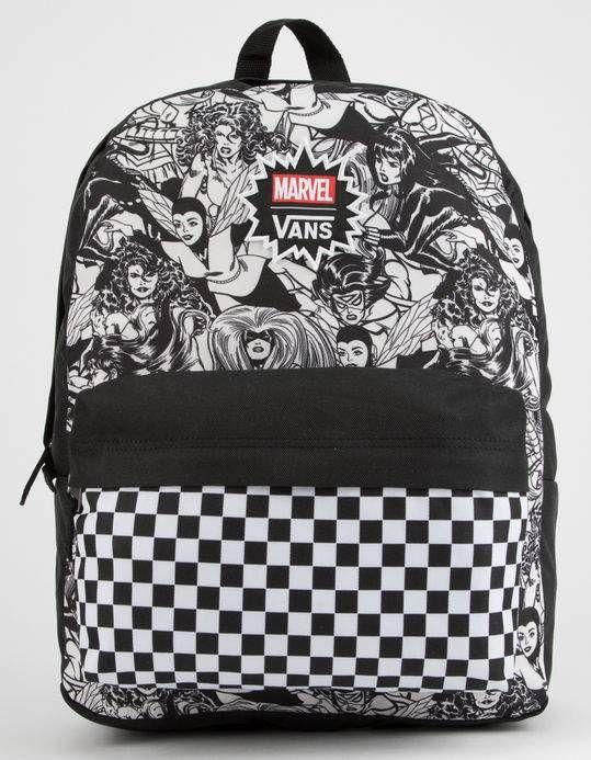 56d8593ec6 VANS x Marvel Marvel Women Realm Backpack | Desiree stuff in 2019 ...